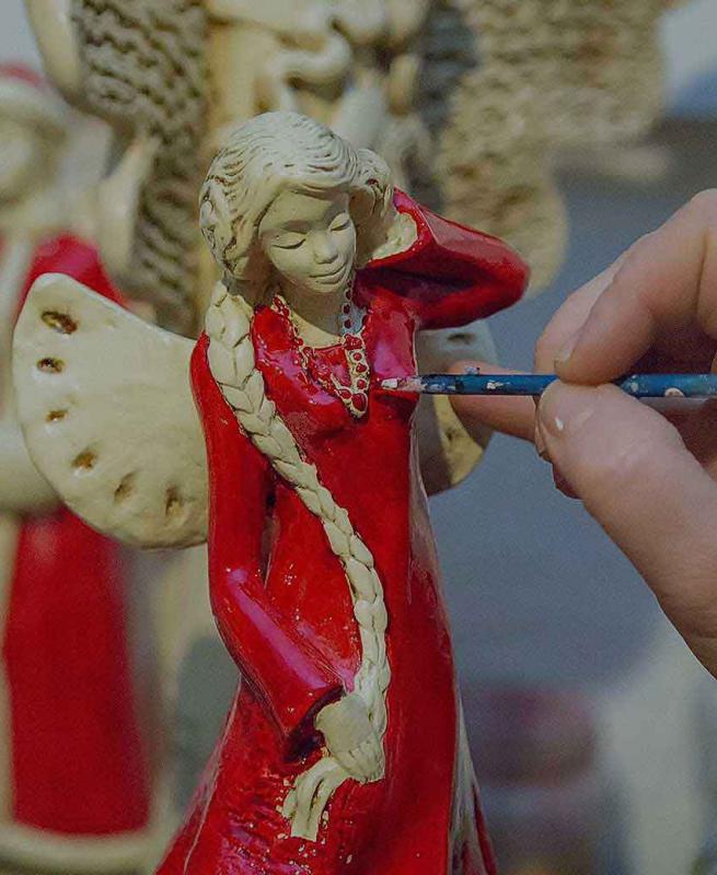 Figurki Dekoracyjne Anioły Dekoracyjne Producent
